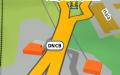 Devierea temporara Apeductul Arcuda DNCB RO.A.D.2017.25 pe Nuvi 3790-2