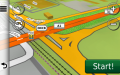 intersectia A1xDNCB in RO.A.D.2018.01 pe Nuvi 3790